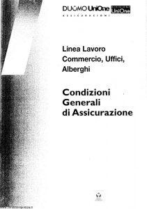 Duomo - Linea Lavoro Commercio, Uffici, Alberghi - Modello 403.119 Edizione nd [64P]