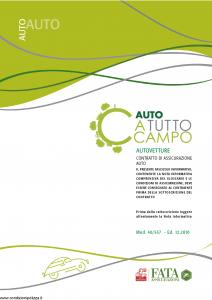 Fata - Auto A Tutto Campo Autovetture - Modello 40-557 Edizione 12-2010 [52P]