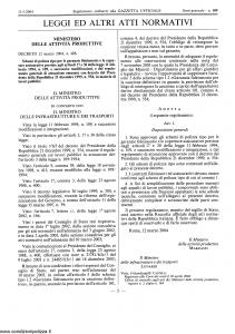 Fata - Decreto 12 Marzo 2004 N 123 Merloni - Modello nd Edizione 11-05-2004 [100P]