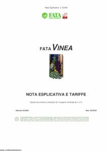 Fata - Fata Vinea - Modello 150-39-02 Edizione 05-2005 [14P]