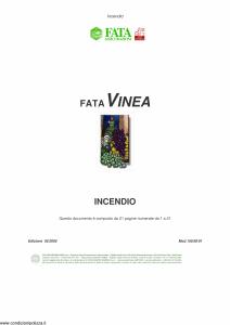 Fata - Fata Vinea - Modello 150-50-01 Edizione 05-2005 [21P]
