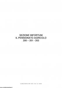 Fata - Globale Agricoltura 200 201 203 - Modello 14.533 Edizione 05-2008 [22P]
