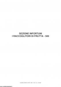 Fata - Globale Agricoltura 500 - Modello 14.533 Edizione 05-2008 [11P]