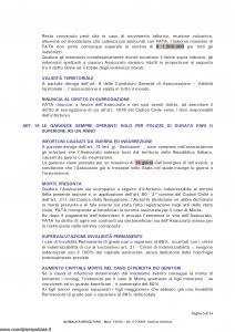 Fata - Globale Agricoltura Codice Attivita' 251 - Modello 14533 Edizione 01-2009 [14P]