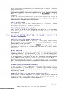 Fata - Globale Agricoltura Codice Attivita' 259 - Modello 14533 Edizione 01-2009 [14P]