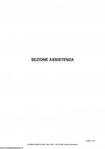 Fata - Globale Agricoltura Sezione Assistenza - Modello 14533 Edizione 01-2009 [9P]