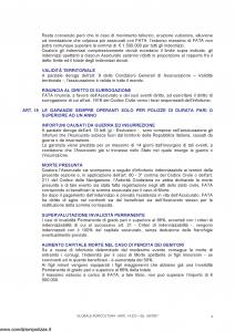 Fata - Globale Agricoltura Sezione Infortuni Altri Soggetti Operanti In Agricoltura 215 - Modello 14533 Edizione 06-2007 [14P]