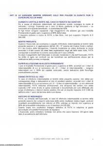 Fata - Globale Agricoltura Sezione Infortuni Guidatore Macchine Agricole 912-913 - Modello 14533 Edizione 06-2007 [10P]