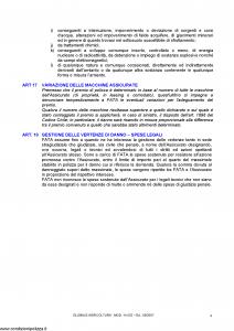 Fata - Globale Agricoltura Sezione Rc Verso Terzi Del Contoterzista Agricolo - Modello 14.533 Edizione 06-2007 [9P]