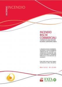 Fata - Incendio Rischi Commerciali - Modello 12-522 Edizione 12-2010 [33P]
