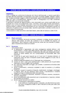 Fata - Polizza Leasing Beni Strumentali - Modello 12-570 Edizione 01-2009 [17P]