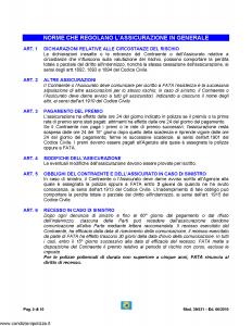 Fata - Polizza Malattia Salus - Modello 39-521 Edizione 06-2010 [10P]