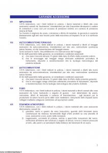 Fata - Polizze Incendio Garanzie Speciali E Catastrofali - Modello 12-526 Edizione 01-2007 [39P]
