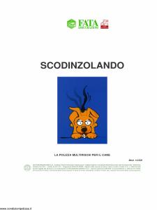 Fata - Scodinzolando - Modello 14-529 Edizione nd [15P]