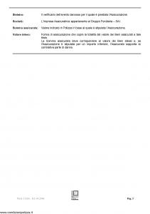 Fondiaria Sai - Definizioni Generali - Modello 11266 Edizione 04-2006 [70P]