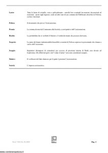 Fondiaria Sai - Il Nuovo Fabbricato Polizza Globale Fabbricati - Modello 7105 Edizione 03-2005 [16P]