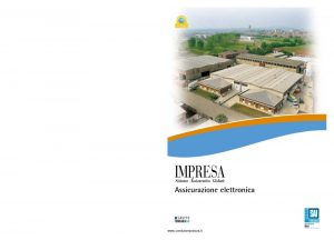 Fondiaria Sai - Impresa Assicurazione Elettronica - Modello 7093 Edizione 02-2006 [15P]