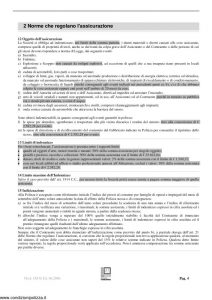 Fondiaria Sai - Incendio Abitazione - Modello 10536 Edizione 06-2006 [10P]