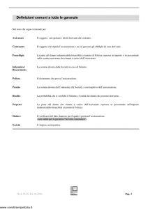 Fondiaria Sai - Industria 2000 Assicurazione Globale Per Attivita' Produttive - Modello 10232 Edizione 06-2006 [46P]