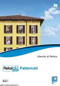 Sai Fondiaria - Retail Più Classic Fabbricati - Modello 1934 Edizione 02-2009 [80P]