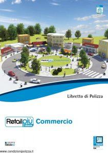 Fondiaria Sai - Retail Piu' Commercio Classic - Modello 1932 Edizione 01-2009 [124P]