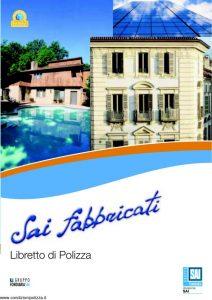 Fondiaria Sai - Sai Fabbricati - Modello 7596-3 Edizione 02-2006 [27P]