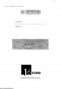 Generali - 6 A Casa - Modello ca11-01 Edizione nd [SCAN] [42P]