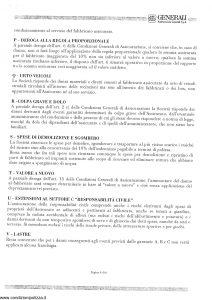Generali - Appendice Globale Fabbricati Civili - Modello 82g Edizione nd [SCAN] [6P]