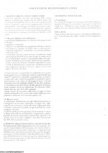 Generali - Assicurazione Incendio E Furto Abitazione Per I Rappresentanti Procuratori - Modello nd Edizione nd [SCAN] [13P]