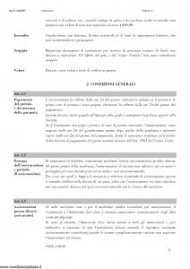 Generali - Generali Sei A Casa - Modello ca03-01 Edizione nd [18P]