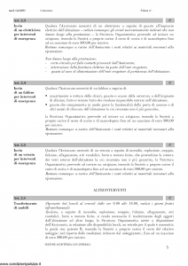 Generali - Generali Sei A Casa Sezione Assistenza Qui Generali - Modello ca12-01 Edizione nd [10P]