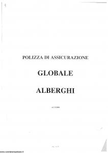 Generali - Globale Alberghi - Modello nd Edizione 08-2000 [SCAN] [30P]