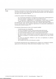 Generali - Lungavita Basic Non Fumatori - Modello gvpvnfe Edizione 09-2012 [22P]