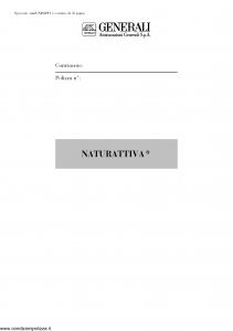 Generali - Naturattiva - Modello na02-01 Edizione nd [36P]