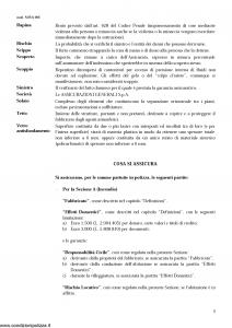 Generali - Nova Assicurazione - Modello 09e Edizione nd [22P]