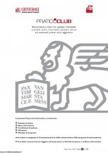 Generali - Pratico Club - Modello gvpc Edizione 31-03-2007 [56P]