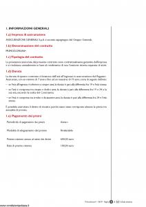 Generali - Primo Domani + - Modello gv3i62 Edizione 30-06-2007 [56P]