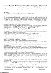 Generali - Responsabilita' Civile Professionale Progettisti Merloni - Modello r50m Edizione 01-07-2013 [6P]