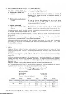 Generali - Valore Immobiliare Plan - Modello gvimmpl Edizione 09-2012 [34P]