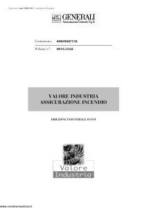 Generali - Valore Industria Assicurazione Incendio - Modello viinc-03 Edizione nd [16P]
