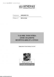 Generali - Valore Industria Assicurazione Responsabilita Civile - Modello virc-03 Edizione nd [12P]