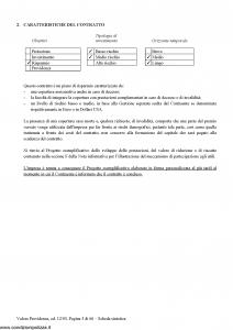 Generali - Valore Previdenza - Modello gvpr-12 Edizione 12-2005 [66P]