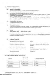 Generali - Valore Previdenza Plus - Modello gvprp Edizione 05-2011 [40P]