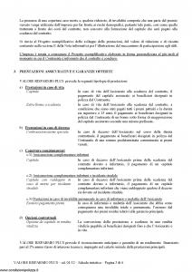 Generali - Valore Risparmio Plus - Modello gvrip Edizione 01-01-2012 [44P]