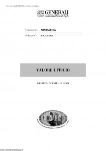 Generali - Valore Ufficio - Modello ia51e-02 Edizione nd [46P]
