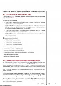 Generali - Vivi Futuro - Modello gvfuvf Edizione 01-03-2009 [184P]