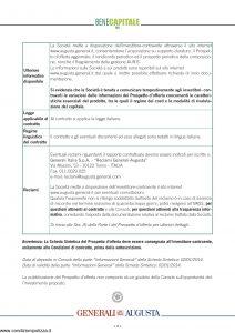 Generali Augusta - Bene Capitale Piu' - Modello nd Edizione 01-2014 [10P]