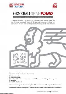 Generali Augusta - Generali Granpiano - Modello gvggp augusta Edizione 13-01-2014 [66P]