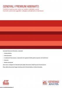 Generali Augusta - Generali Premium Abbinato - Modello gvgpreabb augusta Edizione 31-05-2014 [106P]