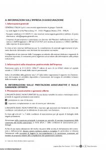Generali Augusta - Lungavita Basic Non Fumatori - Modello gvpvnfe-augusta Edizione 01-2014 [38P]